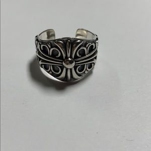Chrome hearts ring size 10.5